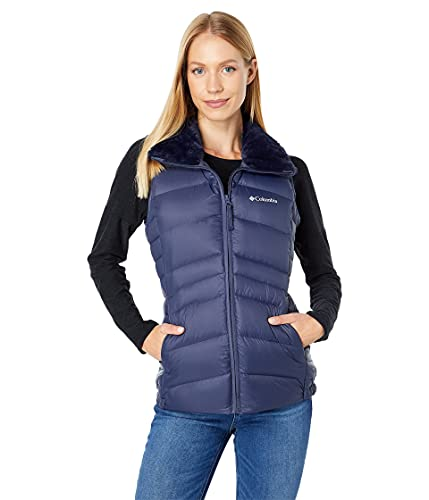Columbia Vest Chaleco Autumn Park, nocturnal, Small-10X-Large para Mujer