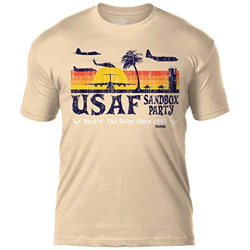 7.62 Design USAF 'Sandbox Party' Men's T-Shirt