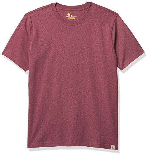Carhartt T-shirt pour homme, L, kaki foncé, 1