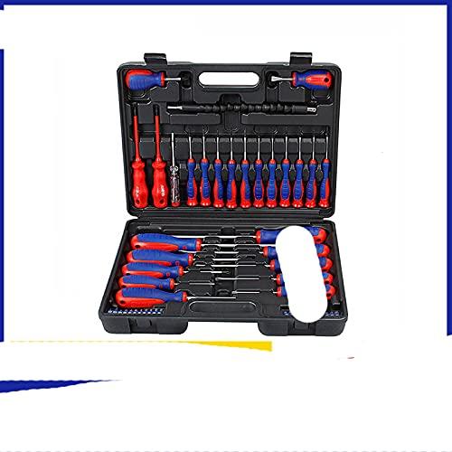 Juego de destornilladores de 49 piezas Destornilladores de nueva llegada Destornillador para lápiz de prueba de teléfono-Federación de Rusia