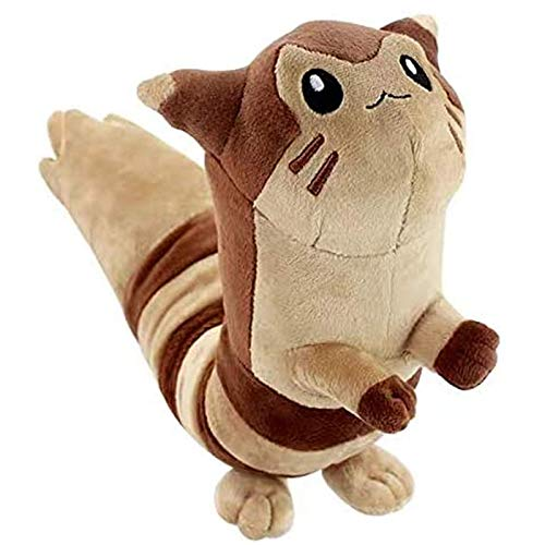 LDDZAU Muñeco de Peluche de hurón de Dibujos Animados de 45 cm, Lindo Animal de Peluche, Juguete de Peluche para niños A