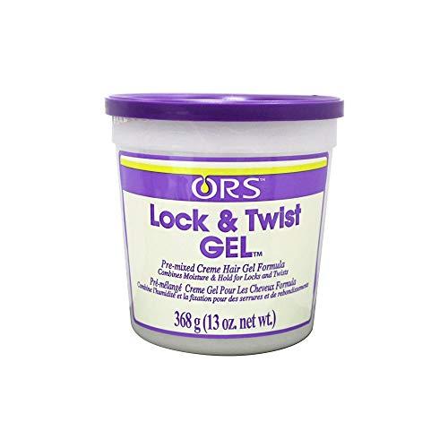ORS Gel Lock & Twist Bonus 480 ml pot