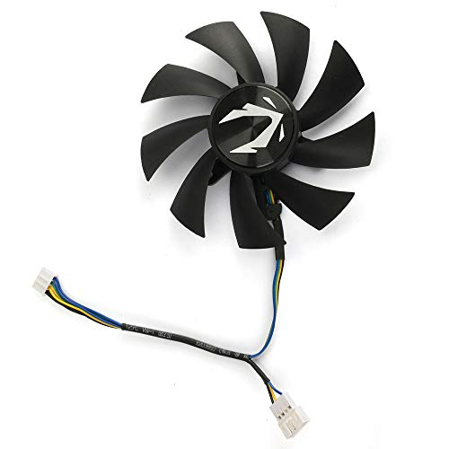 inRobert Video Card Fan Replacement Cooler for Zotac Gaming RTX 2060...