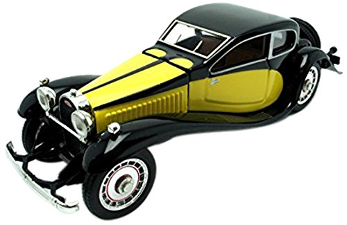 Rio - 4262 - Véhicule Miniature - Modèle À L'échelle - Bugatti T 50 Coupé - 1933 - Echelle 1/43