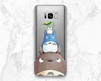 Floral Cute Anime Rabbit Bear Back Cover Case For Phone Samsung Galaxy Note 8 9 S6 S7 S8 S9 S10 S10E Edge Plus Google Pixel 2 3 XL