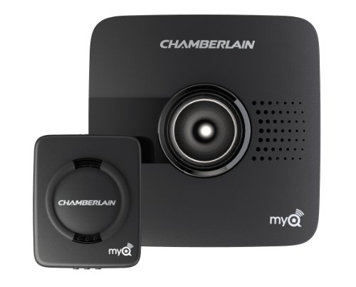 Chamberlain MYQ-G0201 MyQ-Garage Controls Your Garage Door Opener with Your Smartphone