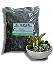 Bhuyantra Waste Management - Natural Cinder for Succulents and Plants (Size- Approx 4-8 mm)