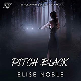 Pitch Black (A Romantic Thriller) audiobook cover art