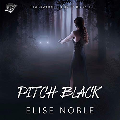Pitch Black (A Romantic Thriller) cover art