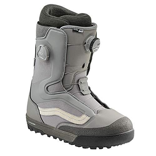 Vans Aura Pro Snowboard Boots 2021-10.5/Gray-Marshmallow