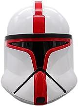 Ububiko Captain The Mandalorian Helm van PVC Volwassenen Kostuumaccessoires Cosplay Voor volwassenen Heren Halloween Kledi...