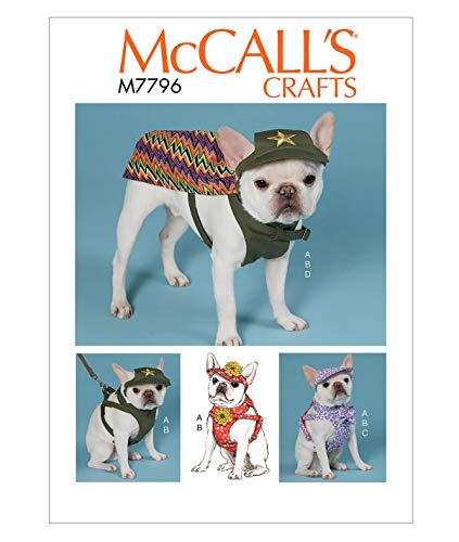 McCall's Patterns M7796OSZ Schnittmuster, Papier, multi, Sizes S-XL