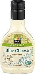 365 Everyday Value, Organic Blue Cheese Dressing, 16 oz
