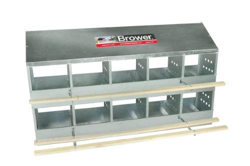 Brower nesting boxes