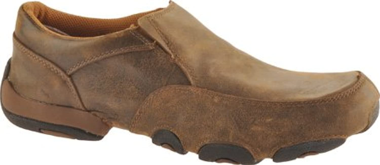 Twisted X Boots Men's MDMS001 Slip-on shoes,Bomber,10 M US