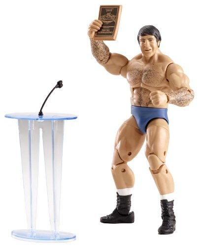 WWE - Catch - Séries Elites 25 - Bruno Sammartino