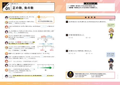改訂版ゼッタイわかる中1数学