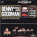 Songtexte von Benny Goodman - Benny Goodman Swings Again