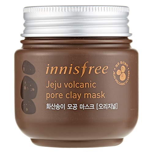 Innisfree Jeju Volcanic Pore Clay Mask, 3.38 Ounce