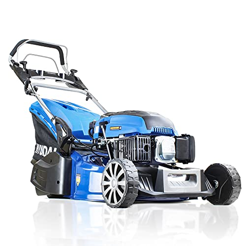 Hyundai, Petrol Self Propelled, Rear Roller, Electric Start, Lawnmower...