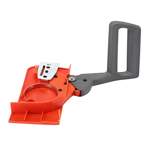 YILUFA Chainsaw Chain Brake Genuine,Garden Tools Chainsaw Clutch Brake Board Assembly Accessory Fit for Husqvarna 50 51 55,Material ABS,620g