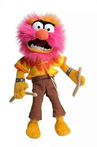 XIAOMOLAO Niedlich The Muppet Show Plüschtier 35Cm, Kermit The Muppets Exclusive Deluxe Plüschfigur Tier