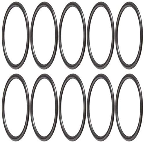 Ophjerg 10 Pack Piston O-Rings 877368 877-368 for Hitachi Replaces 877-323 and 885915 Fits Hitachi Nailer models: 83AA2, NR65AK, NR65AK(S), NR65AK2, NR83A, NR83A2, NR83A2(S), NR83A3, NR83A3(S), NR83AA