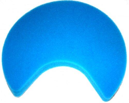 Samsung Filtre éponge, Filtre pour aspirateur traîneau sans sac SC 8550, VCC 8450 – N ° : DJ72–00320 A