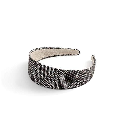 Kopfschmuck Haarnadeln, Haarbänder, einfache breitkantige Haarbänder, wilde Outfit-Clips, Haarband-Stirnbänder-A2