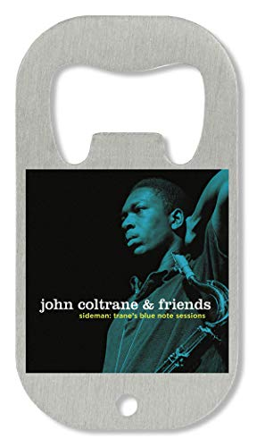 George Graphics John Coltrane and Friends flesopener