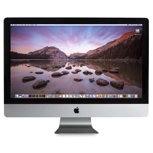 Apple iMac 27' 2019-3.6GHz i9 8 Core - 32GB RAM - 1TB Fusion Drive - Radeon Pro 570X 4GB (Renewed)