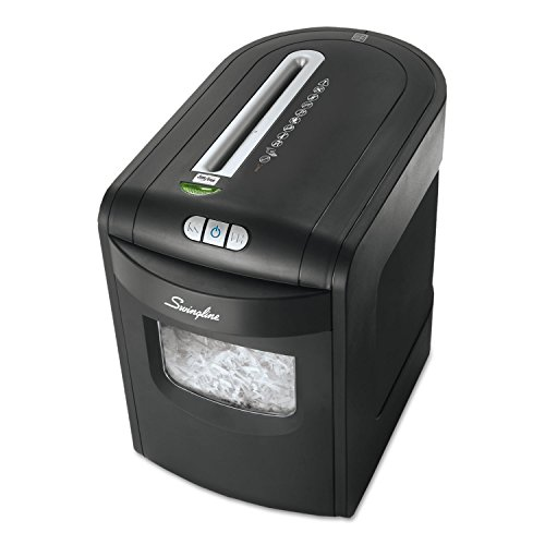 %8 OFF! SWI1757392 - EX10-06 Cross-Cut Jam Free Shredder