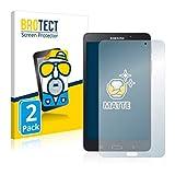 BROTECT 2X Entspiegelungs-Schutzfolie kompatibel mit Samsung Galaxy Tab 4 7.0 WiFi Bildschirmschutz-Folie Matt, Anti-Reflex, Anti-Fingerprint