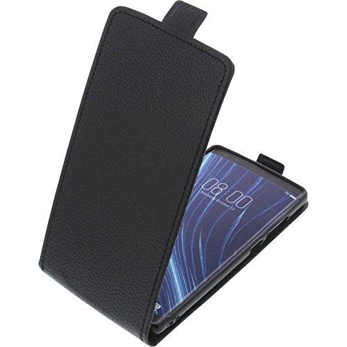 foto-kontor Tasche für Archos Diamond Omega Smartphone Flipstyle Schutz Hülle schwarz