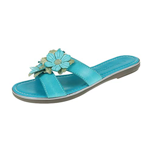 Marco TOZZI damesschoenen sandalen turquoise 22711122