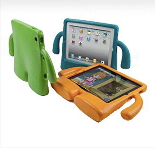 Kids lightweight shockproof case for iPad mini 1/2/3/4 (Green)