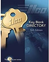 2010 Kaba Ilco Key Blank Directory - KBD12