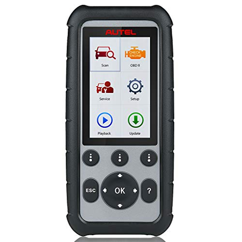 Price comparison product image Autel MaxiDiag MD806 (Combination of MaxiCheck Pro and MD802, The Same as MD808) Automotive Diagnostic Scan Tool for Engine,  Transmission,  SRS and ABS Systems Work with EPB,  Oil Reset,  DPF