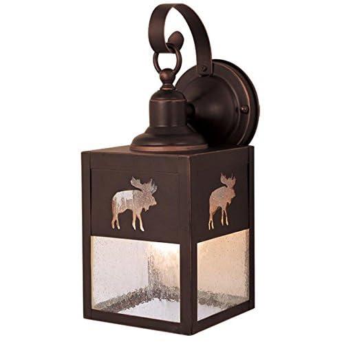 Small Deer Exterior Wall Mount Fixture-Brand New!!