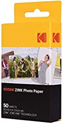 Stunningly vibrant detail - Premium quality photo paper recreates every Color and memorable moment with outstanding and brilliant detail. Every image boasts remarkable Color integrity that is perfect for printing smartphone shots or social media phot...