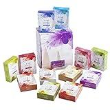 Eleet Assorted Natural Incense Cones Premium Quality- 12 Premium Fragrances 10 Cones Each Incense...