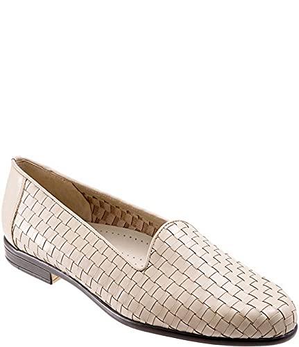 [トロッターズ] シューズ 27.0 cm パンプス Liz Woven Block Heel Loafers Bone レディース [並行輸入品]