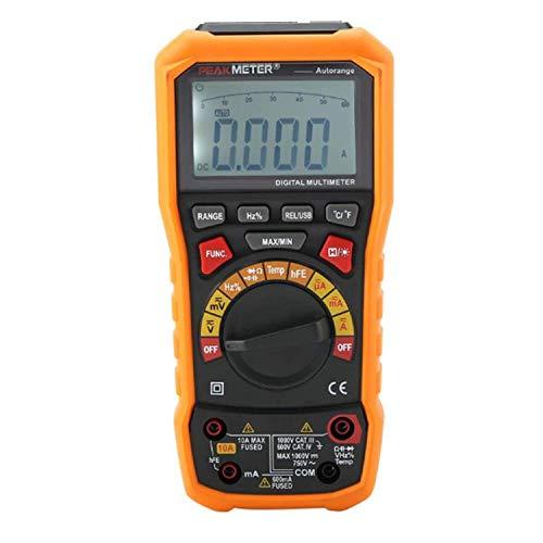 CENPEN Multímetro Voltaje Voltaje PM8236B medidor digital de corriente Resistencia Medidor 20-1000 medidor digital de corriente Tester multifuncional