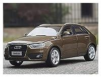 ミニカー・モデルカー、 Audi for Q3モデル1:18 Audi Q3 SUVモデル車両合金自動車モデルコレクションカーモデルのフォルクスワーゲン 、装飾。トミカのために。