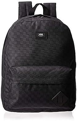Vans Old Skool III Backpack (One_Size, Black Charcoal)