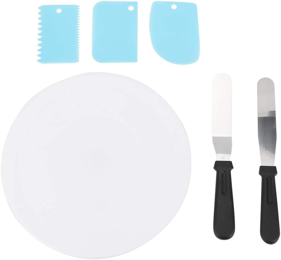 Goick Max 65% OFF Cake Decorating Set-Home Turntable Rotatin Cash special price