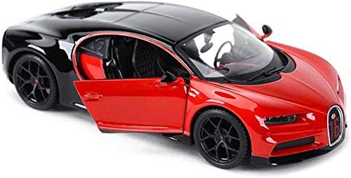 THKZH Auto di FAMA Mondiale 1:24 Auto Sportiva Simulazione Statica Pressofuso Modello in Lega Auto Die Cast Decorazione Auto Modello in Miniatura Auto Regali di Compleanno per Bambini