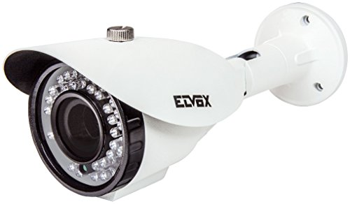 Vimar 46CAM.112B Telecamera Ahd Bullet Day & Night, Risoluzione Full-HD 1080P, Sensore Da1/2,7, Bianco
