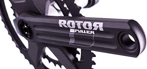 R ROTOR BIKE COMPONENTS INPOWER DM Road 172.5 mm