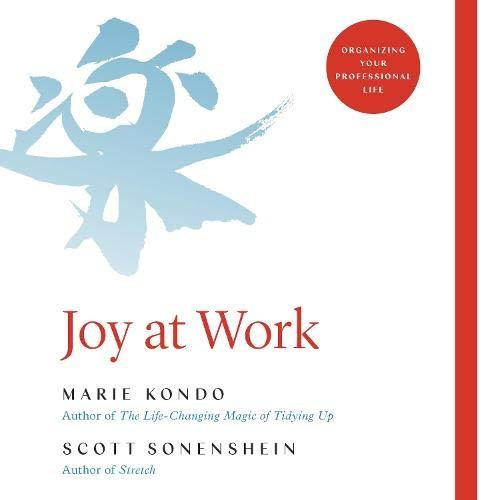 Joy at Work cover art
